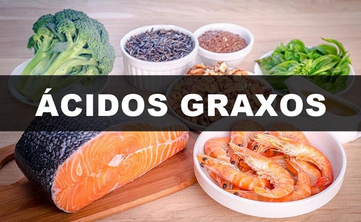 Ácidos Graxos: gordura essencial para nossa energia