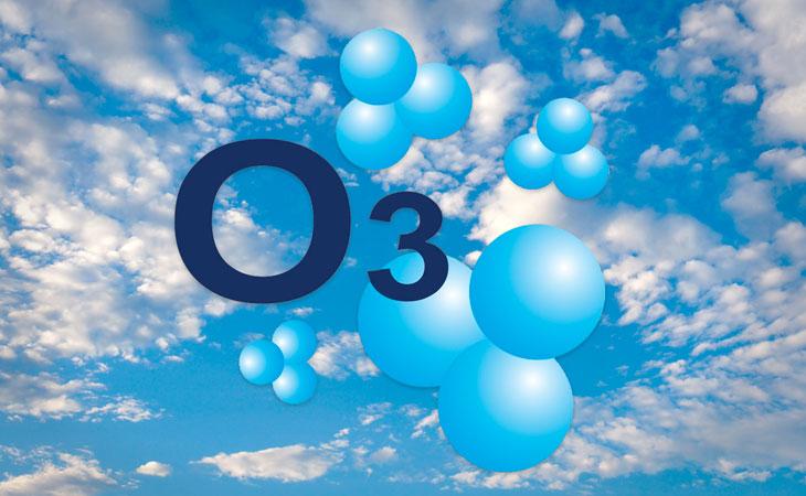 Ozônio: o matador de bactérias que podem matar você