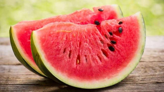Melancia: uma das frutas mais doces mas boa até para diabéticos