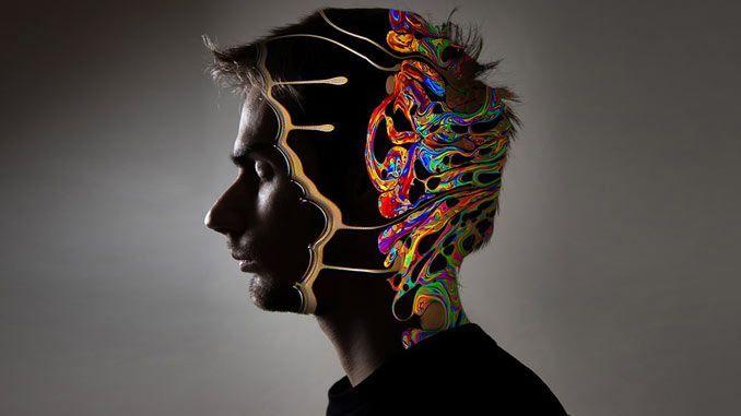 Dimetiltriptamina, droga psicodélica produzida no cérebro para controlar a depressão