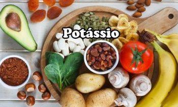Mineral essencial, o potássio tem muitos benefícios para a saúde