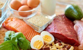 Alimentos que têm mais proteínas
