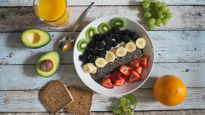 Alimentos ricos em fibras